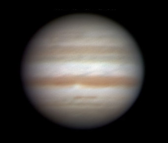 Jupiter on May 19, 2011