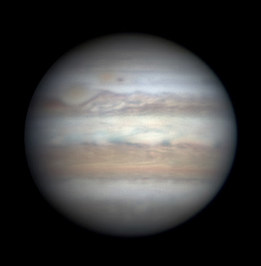 Jupiter on Aug. 8, 2012