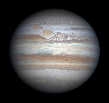Jupiter on Oct. 29, 2012