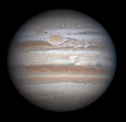 Jupiter on Nov. 5, 2012