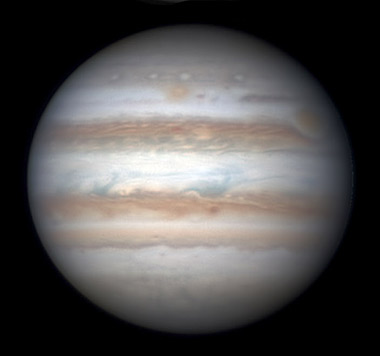 Jupiter on Jan. 27, 2013