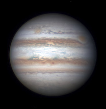 Jupiter on March 4, 2013