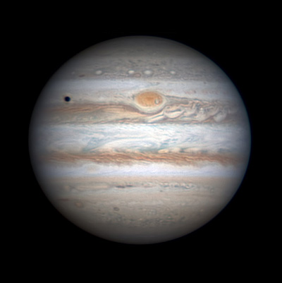 Jupiter on Dec. 11, 2013