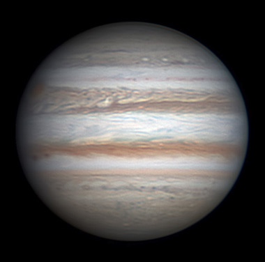Jupiter on Sept. 3, 2013
