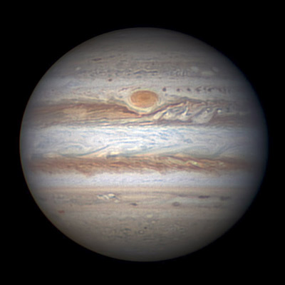 Jupiter on Feb. 19, 2014