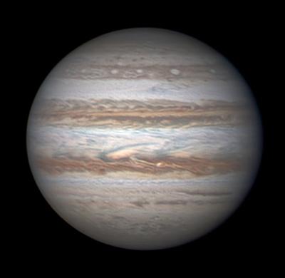 Jupiter May 2, 2016
