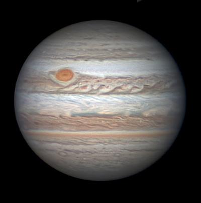 Jupiter on May 14, 2017