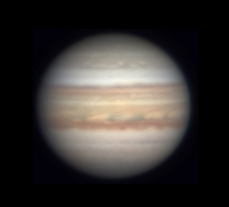 Jupiter on Jan. 15, 2019