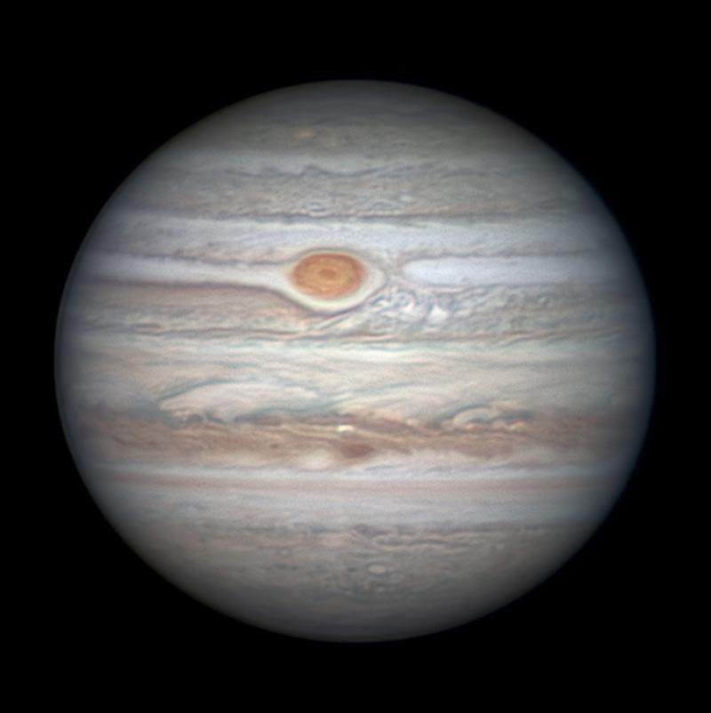 Jupiter on May 23, 2018