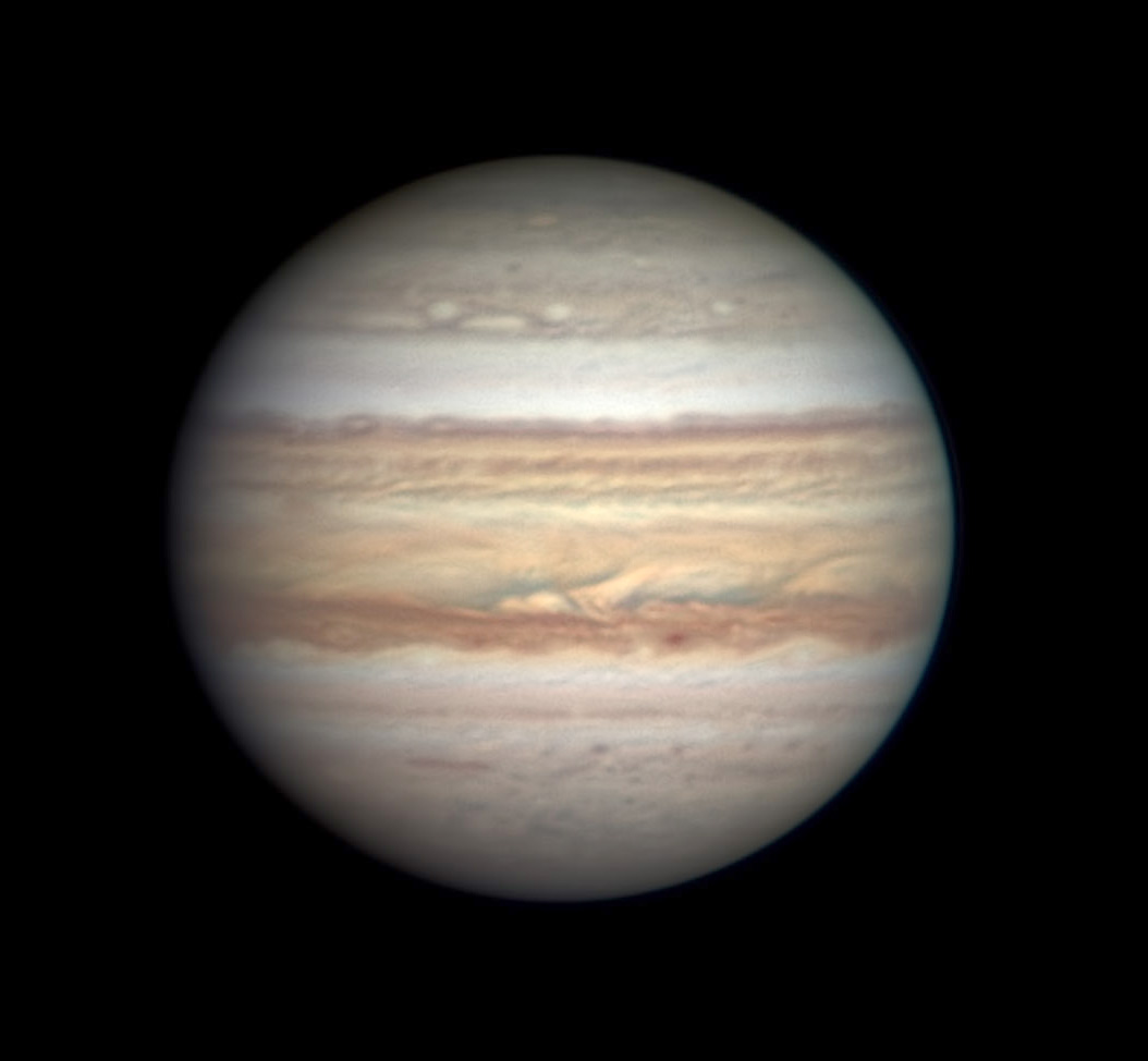 Jupiter on March 4, 2019
