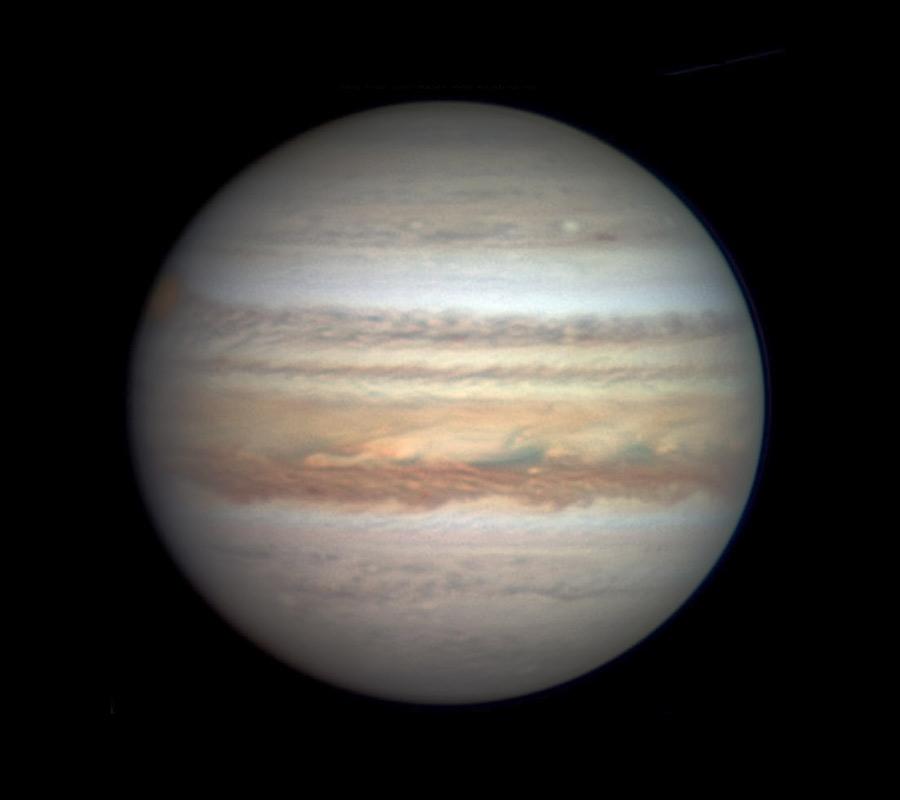 Jupiter on March 27, 2019