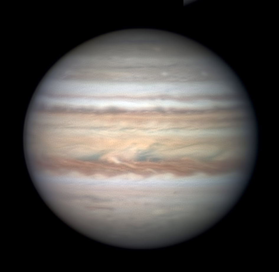 Jupiter on July 18, 2019