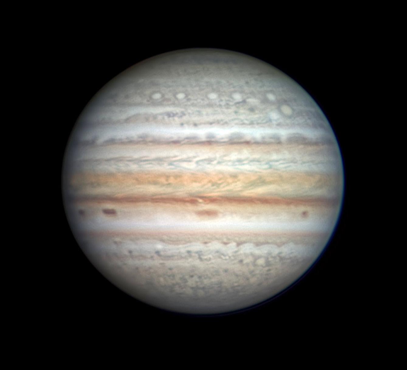 Jupiter on July 12, 2021