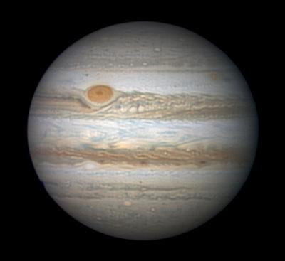 Jupiter on June 10, 2016