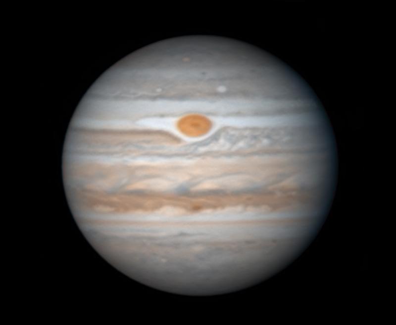 Jupiter on July 10, 2018