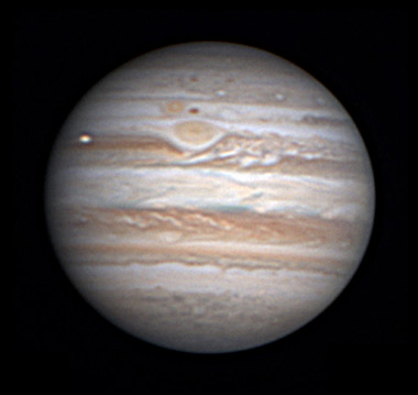 Jupiter on Oct. 7, 2012