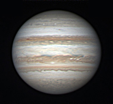 Jupiter on Oct. 23, 2012