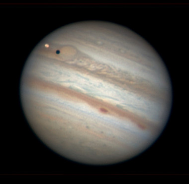 Jupiter on Nov. 5, 2011