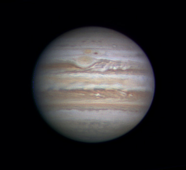 Jupiter on Sept. 13, 2012