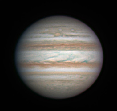 Jupiter on Sept. 9, 2013