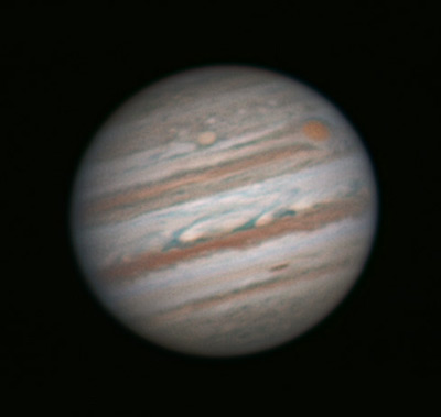 Jupiter on Dec. 27, 2014