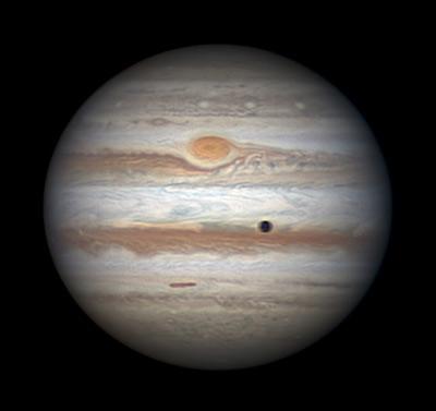 Jupiter on February 26, 2015.