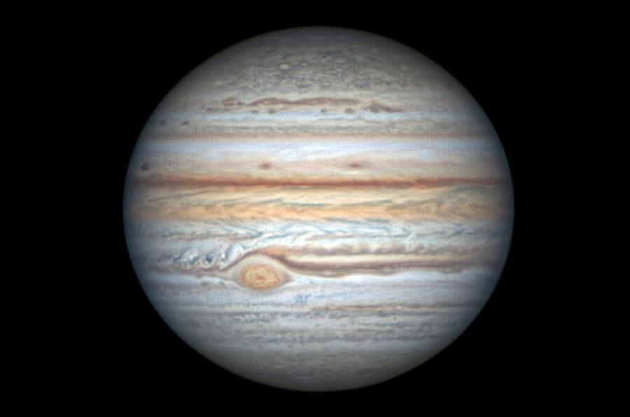 Jupiter and GRS
