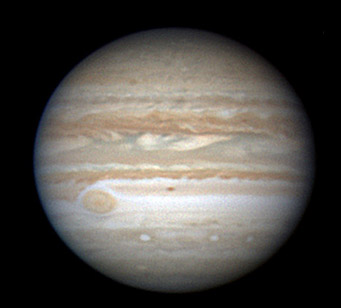 Jupiter on May 2, 2007