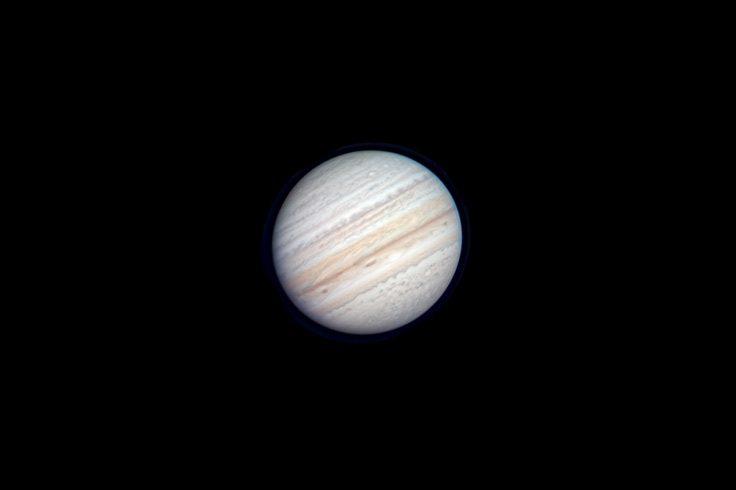 Jupiter on May 17, 2021