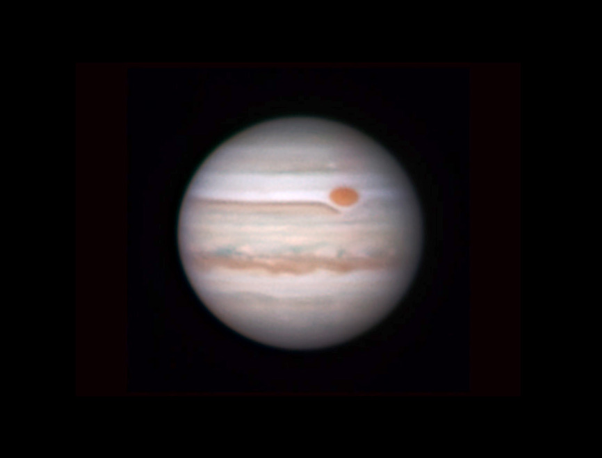 Jupiter on July 27 (UT), 2018