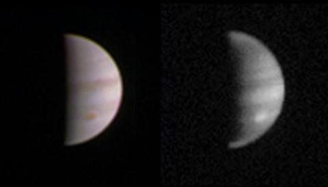 Jupiter from JunoCam