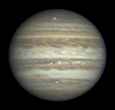 5th Jupiter flash on record