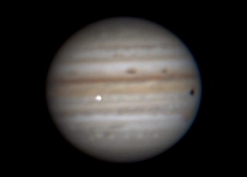 Foto: José Luis Pereira, Brazil Sumber: www.skyandtelescope.org