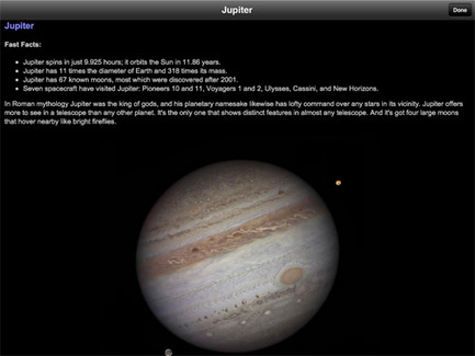 JupiterMoons encyclopedia