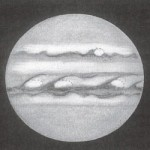 Sketch of Jupiter