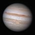 Jupiter through a 12½-inch telescope