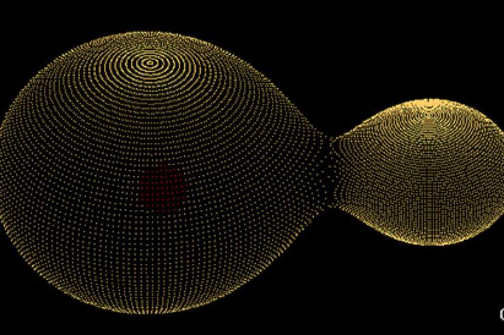contact binary star