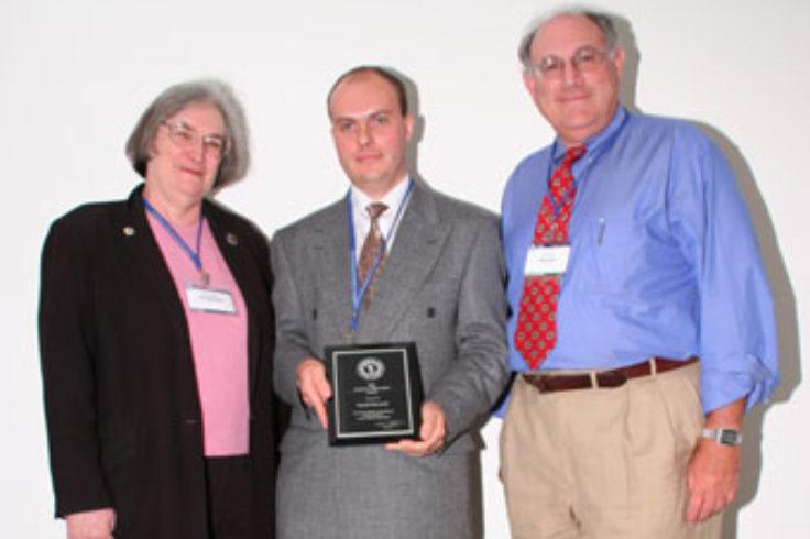 ASP Award Winner