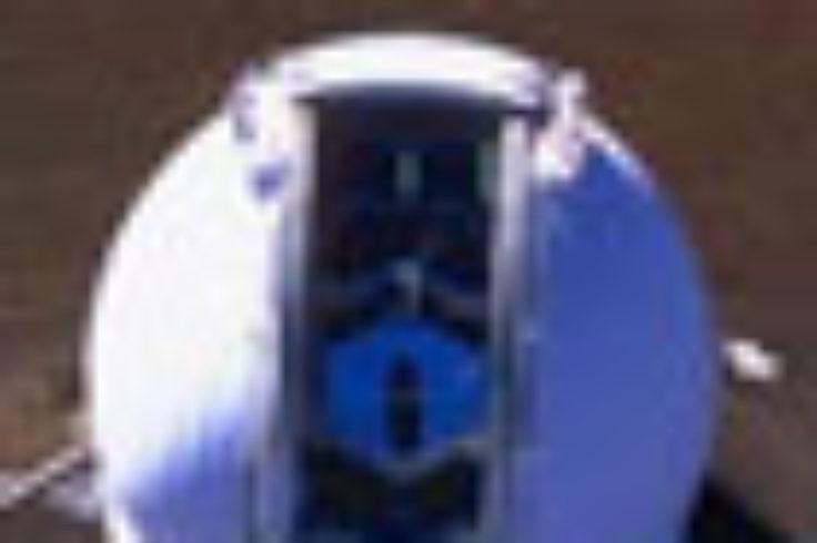 Keck's twin telescopes
