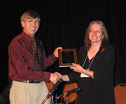 S&T Astronomy Day award
