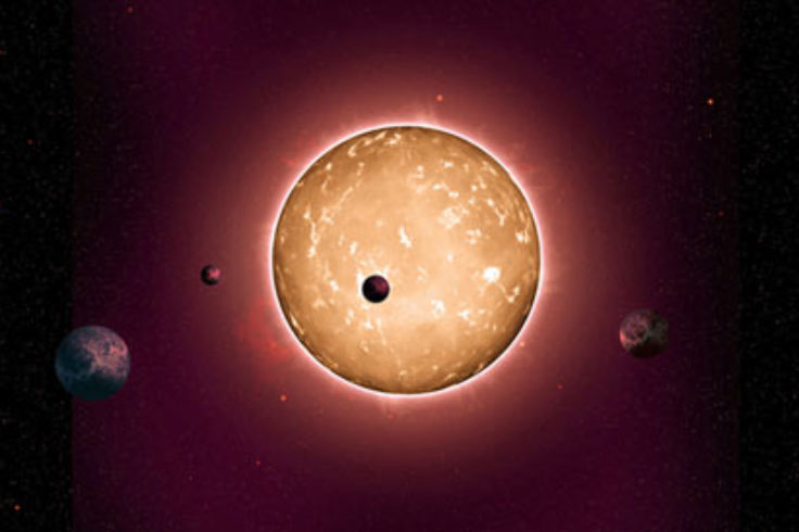 five-planet system