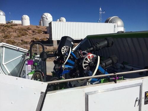 ASAS-SN Telescopes