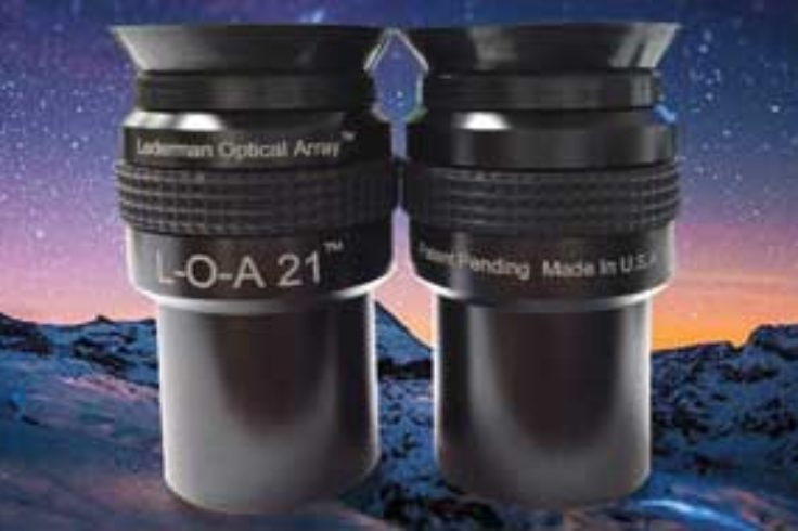 Denkmeier's Lederman-Optical-Array (L-O-A) Eyepieces