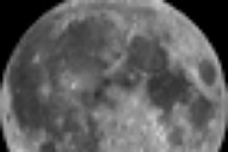 The Moon up close — very close