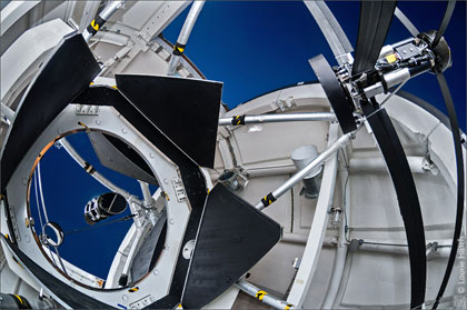 Lick Observatory's Planetary Finder Telescope