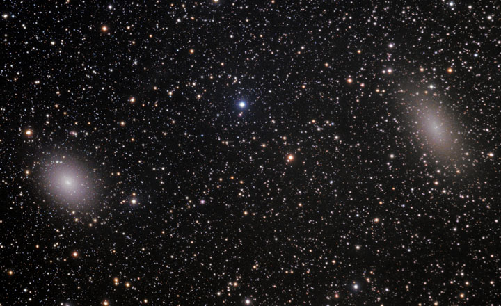Pals of Andromeda