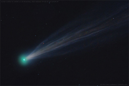 Comet ISON Photo Contest, First Place