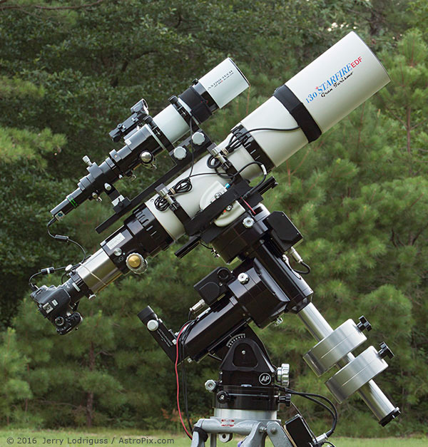 Astrophotography Tame The Cable Monster Sky Amp Telescope