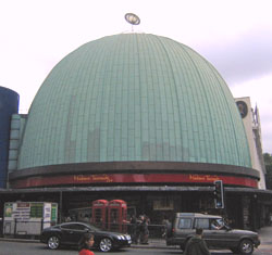 London Planetarium