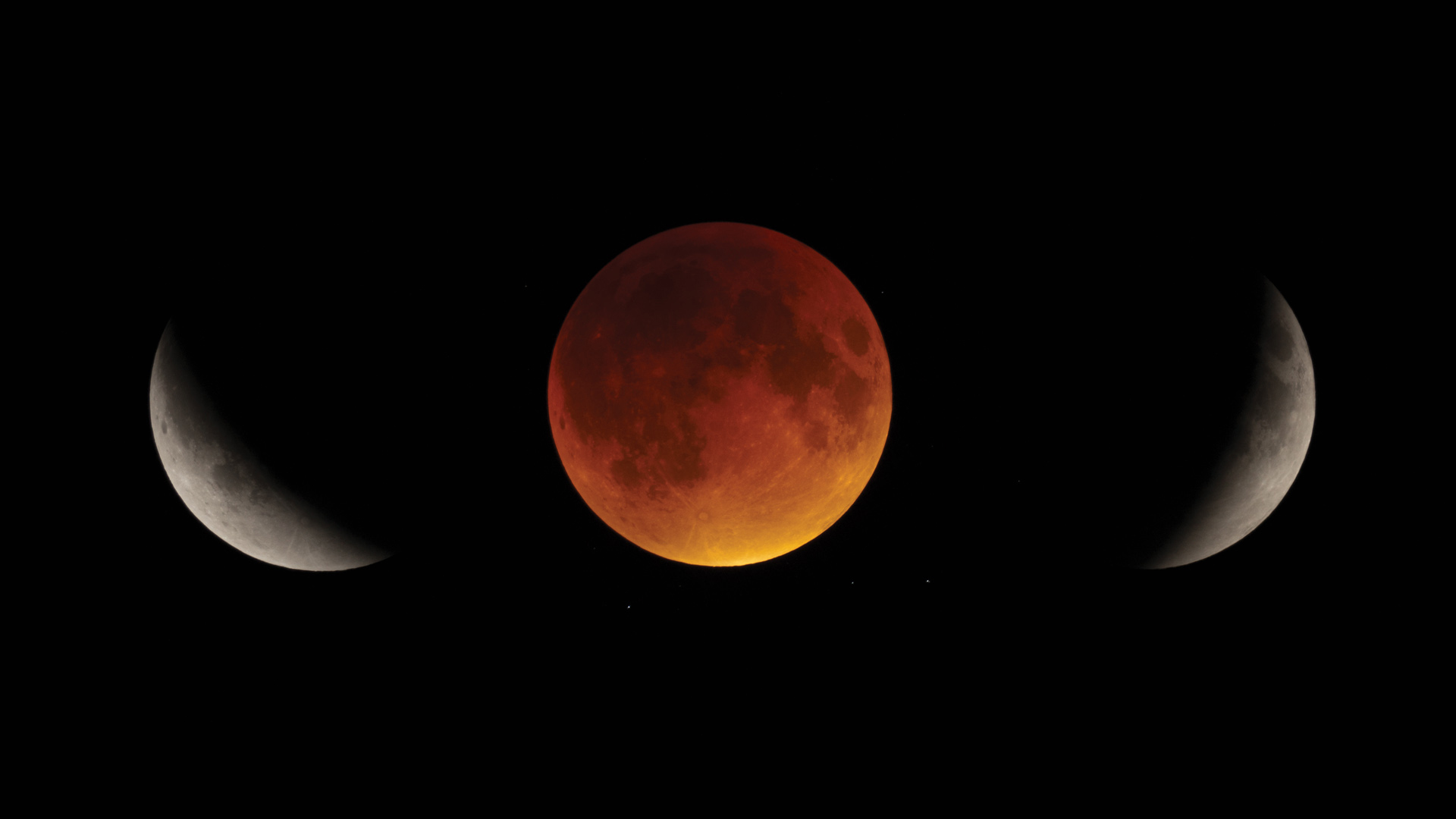 Lunar eclipse in Sept 2015 Walker